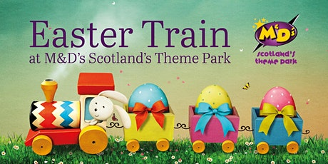 Easter Train Ride package & M&D's Scotland's Theme Park tickets