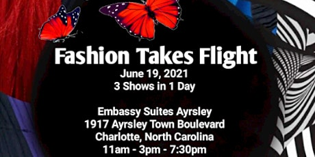 Fashion Takes Flight Runway Show - 11:00AM SHOW tickets