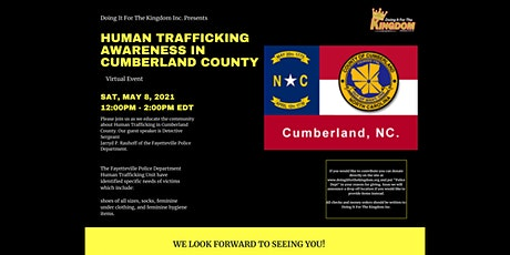 Human Trafficking Awareness in Cumberland County tickets