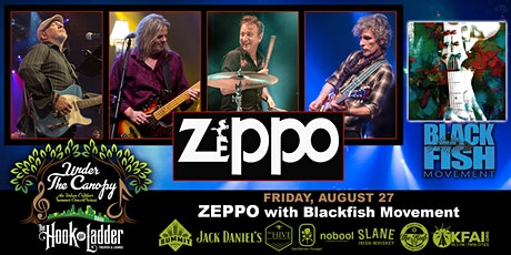 ZEPPO with guest Blackfish Movement tickets