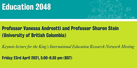 Education 2048: A keynote lecture on the future of education tickets