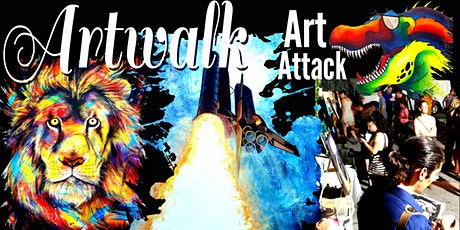 Artwalk at Art Attack! tickets