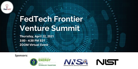 FedTech Frontier Venture Summit billets