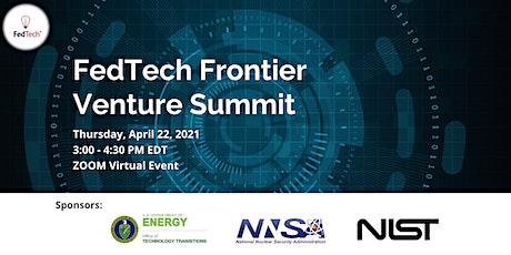 FedTech Frontier Venture Summit tickets