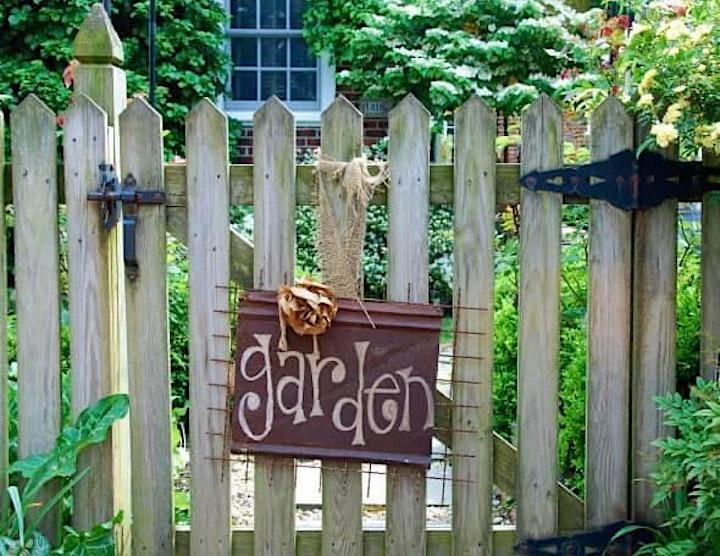 Scenes from the Street Garden Stroll image