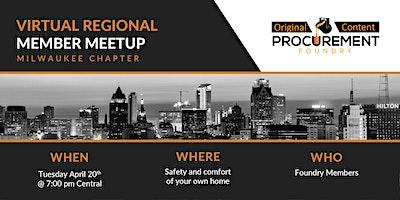 Virtual Member Meetup Milwaukee