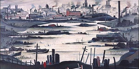 The Art and Life of of L S Lowry: Zoom talk with Ed Glinert tickets
