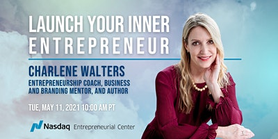 Launch your Inner Entrepreneur with Charlene Walters