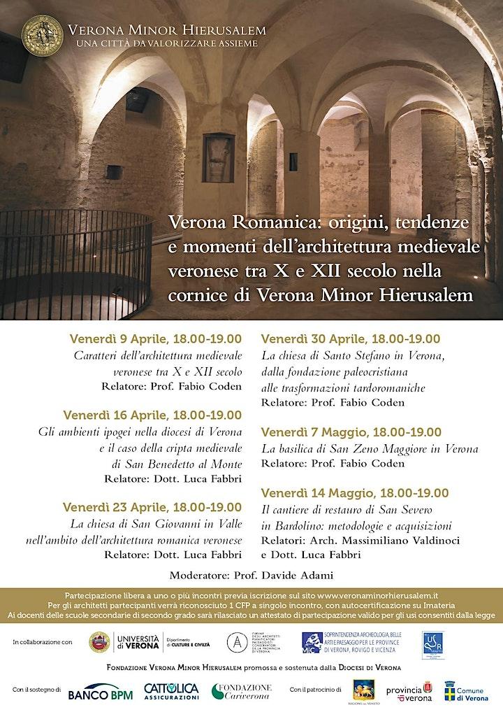 Immagine Verona Romanica: origini, tendenze e momenti dell'architettura veronese