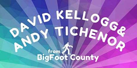 Jam & Biscuits: David Kellogg and Andy Tichenor from BigFoot County tickets