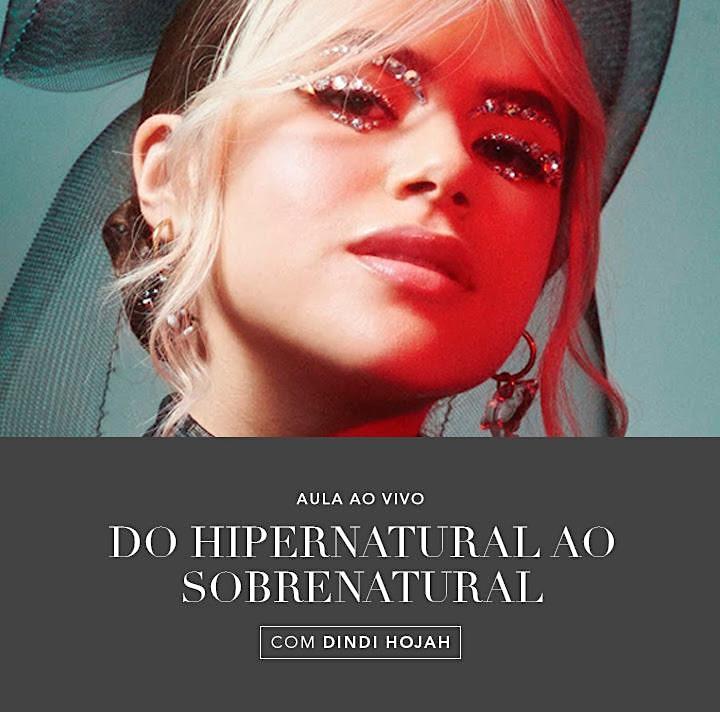 Imagem do evento Do Hipernatural ao Sobrenatural - com Dindi Hojah
