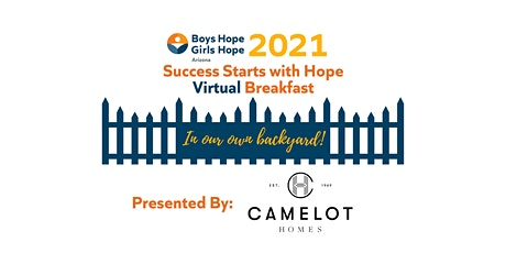 2021 Success Starts with Hope Virtual Breakfast tickets