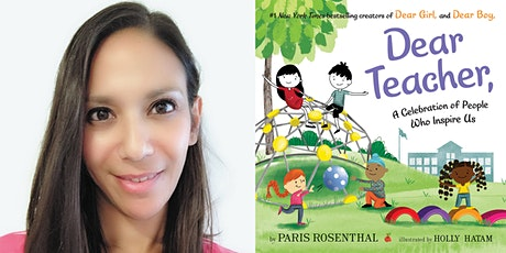 An Afternoon with Illustrator Holly Hatam tickets