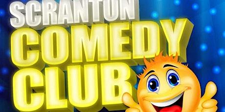 Scranton Comedy Club May 15th tickets
