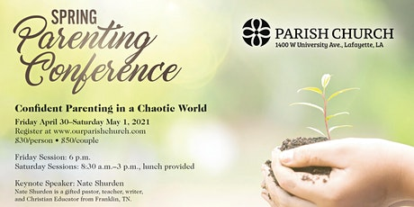 Spring Parenting Conference 2021 tickets