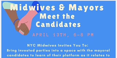 Midwives & Mayors - Meet the Candidates tickets