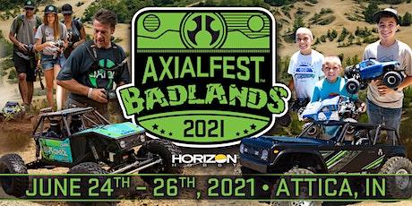 AXIALFEST BADLANDS 2021 tickets