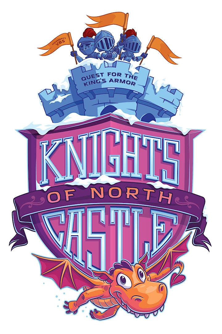 4th/5th Grade Knights of North Castle VBS image