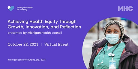 Achieving Health Equity Through Growth, Innovation, and Reflection tickets
