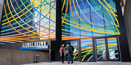 George Brown College Overview Online Information Session - Português tickets