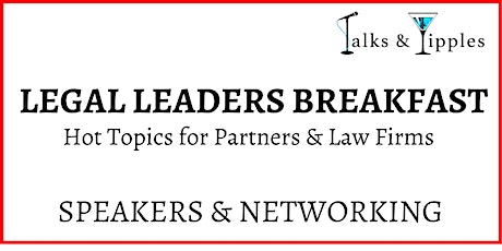 Legal Leaders Breakfast 2021 tickets