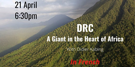 Democratic Republic of Congo: A Giant in the Heart of Africa tickets
