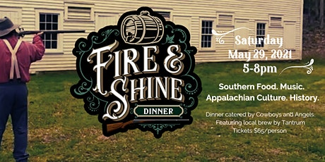 Fire & Shine Dinner tickets