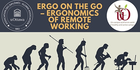 Ergo on the Go – Ergonomics of Remote Working tickets