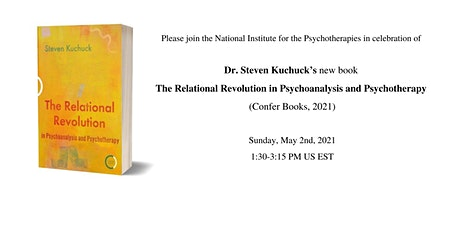 The Relational Revolution in Psychoanalysis and Psychotherapy Book Launch tickets