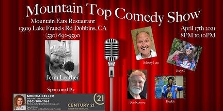Mountain Top Comedy tickets