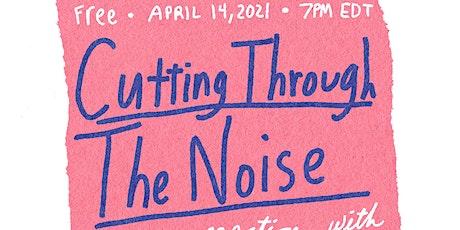 Cutting Through The Noise-a conversation with Hallie Bateman tickets