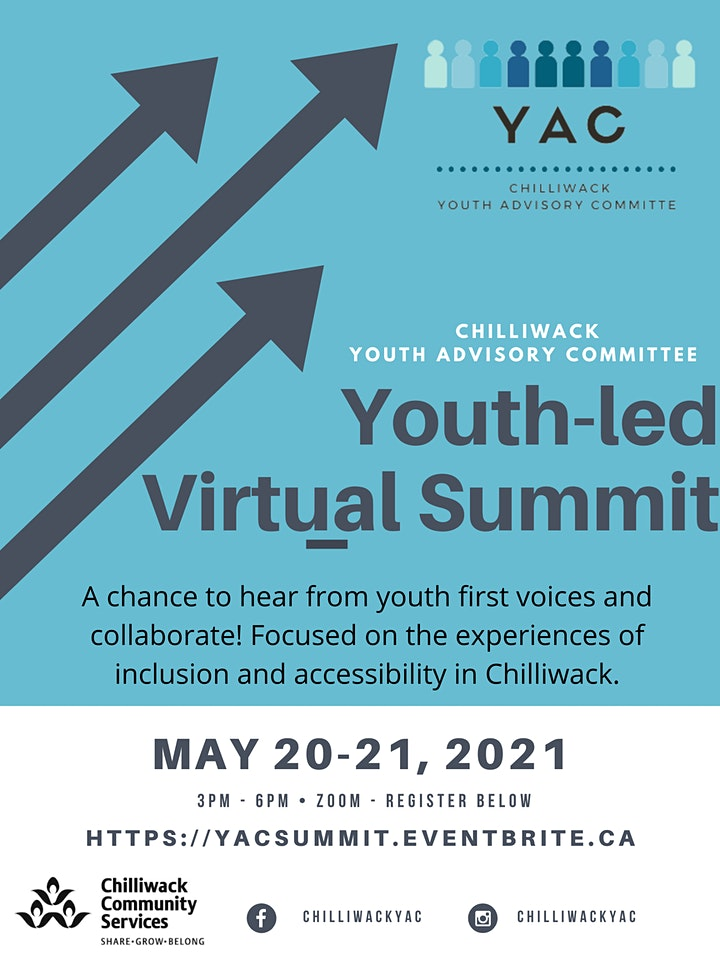 YAC Youth-Led Virtual Summit image
