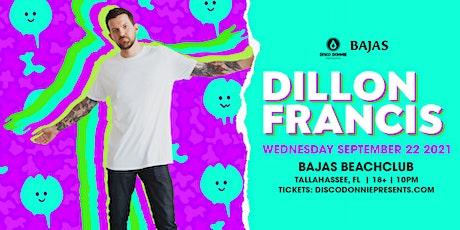 Dillon Francis at Bajas | Tallahassee, FL tickets