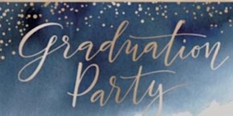 Graduation 2021 tickets