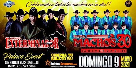 GRUPO EXTERMINADOR Y BANDA MACHOS tickets