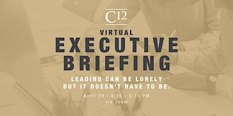 Virtual Executive Briefing tickets