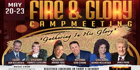 Fire & Glory Campmeeting 2021 tickets