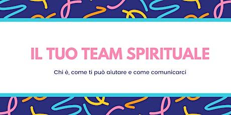 Come comunicare con il tuo team spirituale biglietti