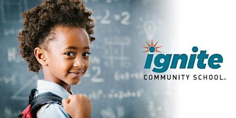 Ignite Community School - Fort Worth | Meet and Greet tickets