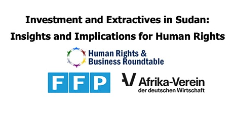 Human Rights and Business Roundtable tickets
