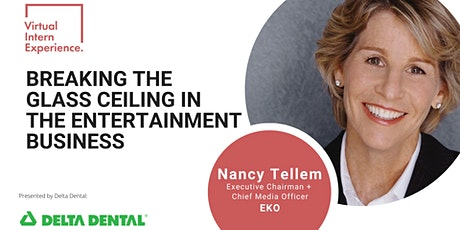 BREAKING THE GLASS CEILING IN THE ENTERTAINMENT BUSINESS tickets