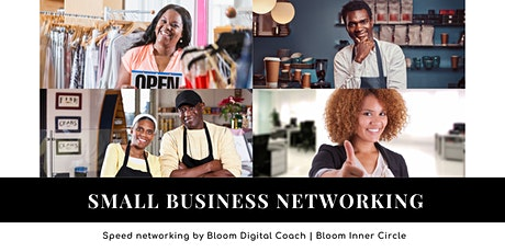Small Business Owners Speed Networking - WORLDWIDE tickets