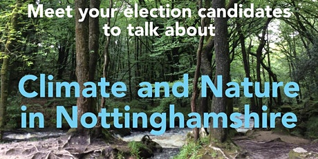 Broxtowe Climate and Nature Pre-election Conversation tickets