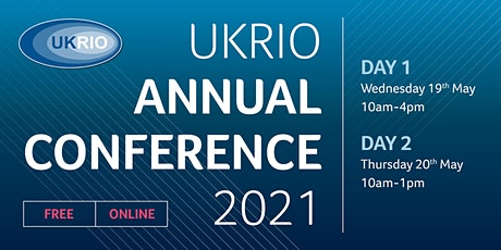 UKRIO Annual Conference 2021 (research integrity two-day event) tickets