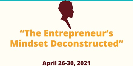 The Person and The Entrepreneur tickets
