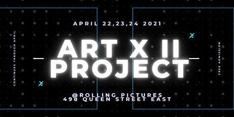 THE ART X PROJECT II tickets