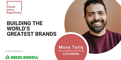 BUILDING THE WORLD'S GREATEST BRANDS tickets