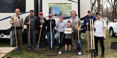 Friends of Pilot Knob Spring Clean Up tickets