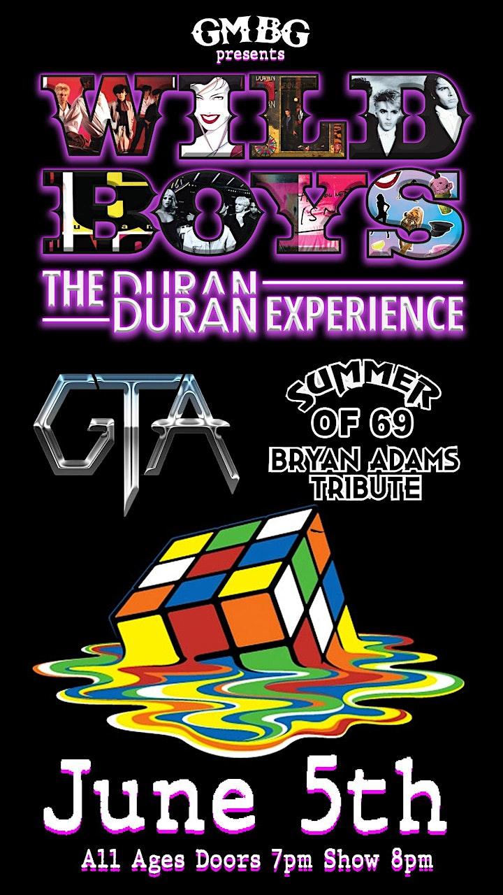 Wild Boys - The Duran Duran Experience image