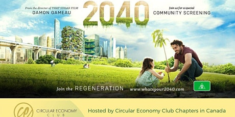 2040 - The Film for the Future tickets